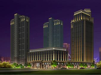 【湖南】长沙洋湖昊天住宅楼和记官方网页工程