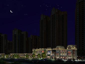 【湖南】常德恒大御景湾商业街和记官方网页工程