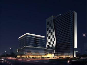 【湖南】交通勘察设计院设计大楼和记官方网页工程