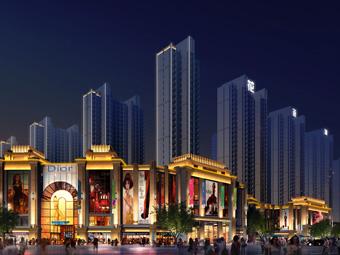 【湖南】荣盛长沙花语城项目一期和记官方网页工程