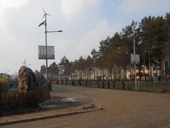 【黑龙江】哈尔滨柳河农场风光互补路灯