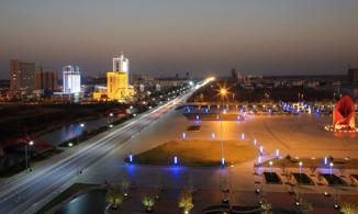 城市广场夜景和记官方网页