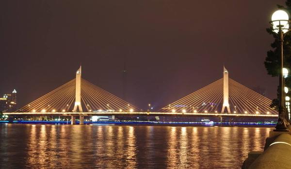 桥梁和记官方网页实景图