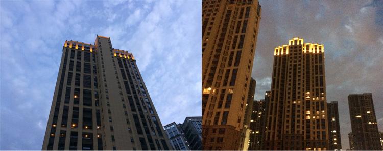 长沙住宅楼led和记官方网页工程
