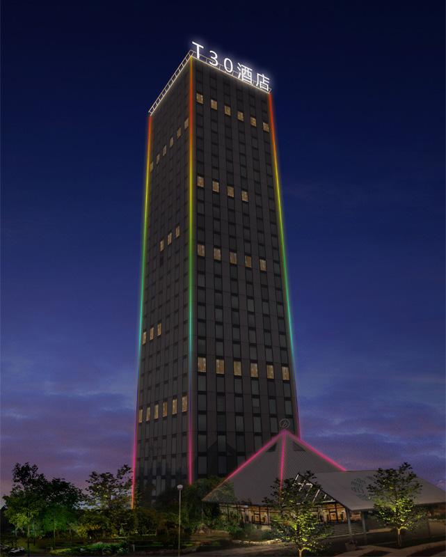 远大T30酒店和记官方网页工程