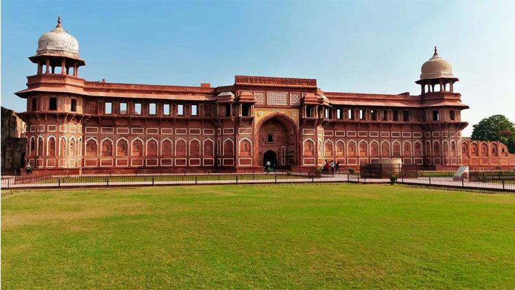 印度阿格拉古堡和记官方网页项目图片